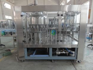 Good Quality Soda Washing Filling Capping Machine 4Kw With 6 pcs Capping Head Sales