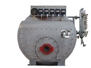Good Quality Marine High Pressure Steam Vertical Heating Exhaust Gas Boiler Sales