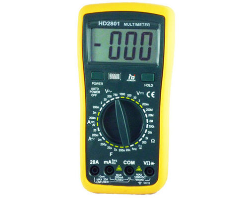 Good Quality Sound Light Alarm autoranging digital multimeter Ohm Voltmeter Ammeter Sales