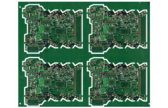 Good Quality ENIG Green Soldermask Multilayer PCB FR4 Custom Circuit Board For Transformer Sales
