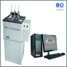 Good Quality High Quality plastic vicat softening temperature testing Instrument Sales
