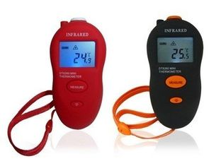 Non-Contact IR Infrared LCD Digital Thermometer DT-8260