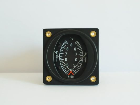 Good Quality Dual EGT temp Aircraf Instruments Exhaust Gas Temperature Gauge DE2-92C Sales