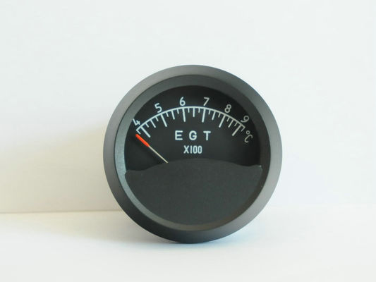 Good Quality 2 inch Airplane EGT Exhaust Gas Temperature Gauge E1-92C (375-925℃) Sales