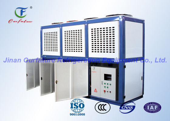 Good Quality Bitzer Piston Low Temperature Condensing Unit for Marine Freezer Sales