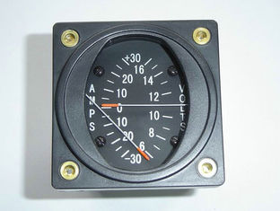 "2 1/4""inch Combine Aircraft Voltmeters And Ammeters Gauge / Volmeter and Ammeter AV2-3316 supplier"