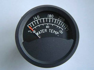 "Good Quality 2"" square water Cooling Engine Aircraft Temperature Gauge / temp Guages W1-26F/C Sales"