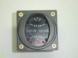 Good Quality 2 Inch Aircraft Instrumen Daul Fuel Tank Level Gauges INPUT Alarm Sales