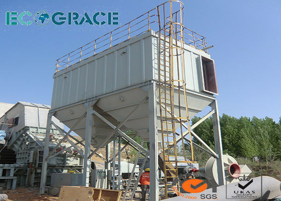Pulse Jet Dust Collector Bag Filter supplier