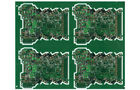 ENIG Green Soldermask Multilayer PCB FR4 Custom Circuit Board For Transformer