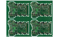 ENIG Green Soldermask Multilayer PCB FR4 Custom Circuit Board For Transformer for sales