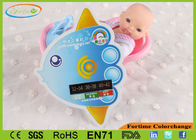 OEM Color Changing Baby Bath Thermometer Strip For Bathtub Promotion Gift for sales