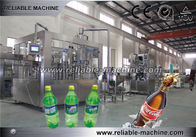 Automatic 3 In1 Pet Bottle Carbonated Drink Filling Machine