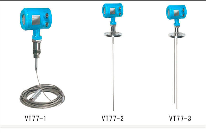 Industrial cable type radar level transmitter of stainless steel 316L